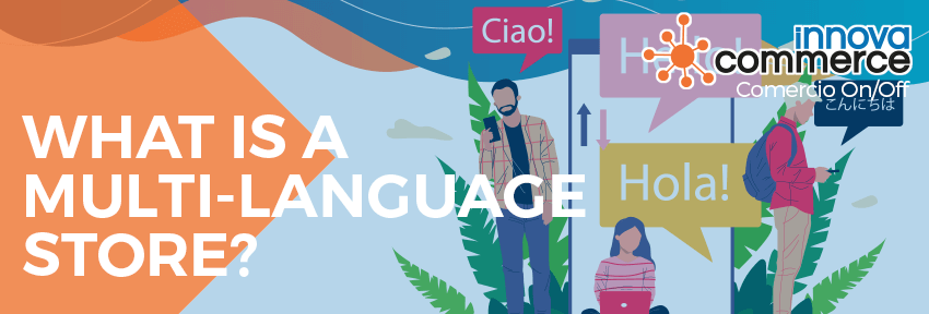 What is a multi-language store?
