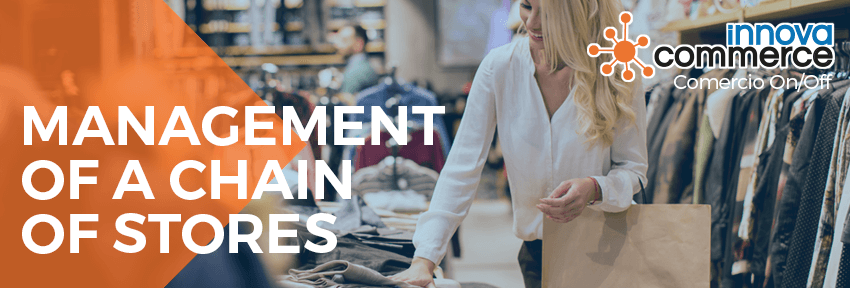 Management of a chain of stores